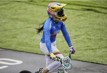 BMX le da doble podio a Colombia en Tokio