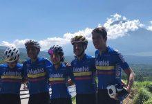 Ciclismo colombiano ya entrena en Japón