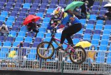 BMX colombiano comienza su camino al podio