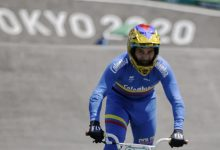 Gran homenaje de Bogotá a medallista olímpico