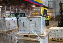 COVID 19: nuevo lote de vacunas de Pfizer para Colombia