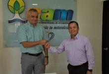 Convenio para conservar el río Guarapas en Pitalito