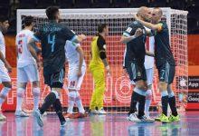 Mundial de fútbol sala completó sus clasificados a octavos