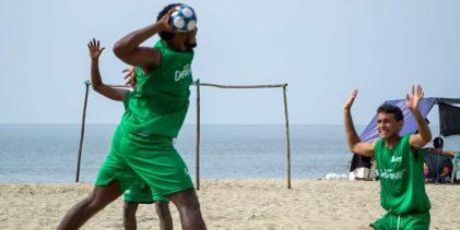 Colombia a un mes de los Juegos de Mar y Playa
