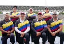Colombia participa en mundial de tiro con arco