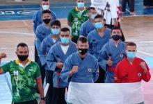 Huila hizo presencia en nacional de hapkido
