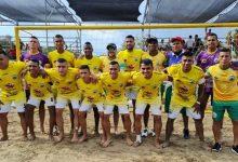 Fútbol Playa opita a los Juegos de Mar y Playa