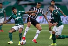 Palmeiras y Mineiro empataron sin goles