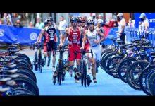 Triatleta colombiano compitió en República Checa