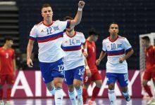 Rusia y Marruecos a los cuartos del mundial de futsal