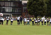 Selección femenina tendrá compromiso con Chile