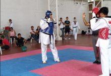 Chequeo de taekwondo en Garzón