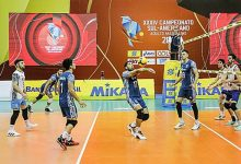 Argentina clasificó al mundial de voleibol